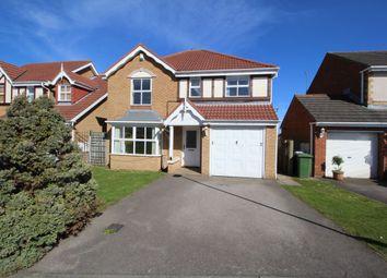 Thumbnail 4 bed detached house for sale in Englemann Way, Burdon Vale, Sunderland