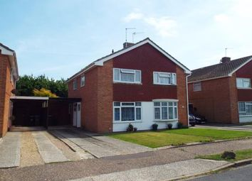 Thumbnail 3 bed semi-detached house for sale in Tangmere Gardens, Aldwick, Bognor Regis, West Sussex