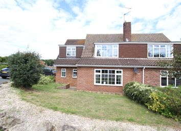 Thumbnail 3 bed semi-detached house for sale in Oak Drive, Higham, Rochester