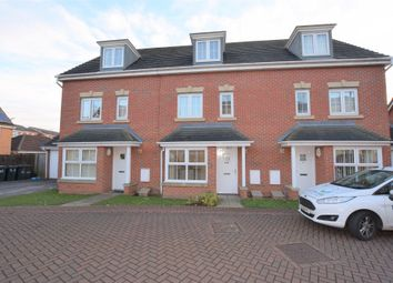 Thumbnail 4 bed terraced house for sale in Sargeson Road, Armthorpe, Doncaster