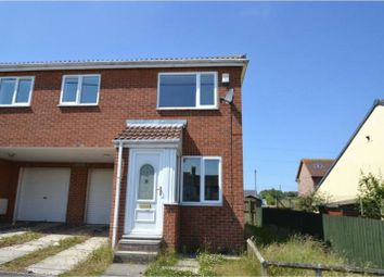 Thumbnail 3 bed semi-detached house for sale in Bow Street West, Thornley, Durham