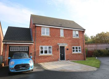 Thumbnail 3 bed detached house for sale in Brambling Drive, Heysham, Morecambe