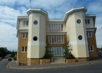 Thumbnail 2 bedroom flat to rent in Castle Road, Whitstable