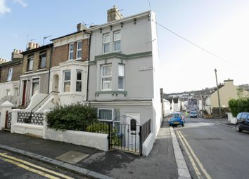 Thumbnail 3 bed end terrace house for sale in Odo Road, Dover