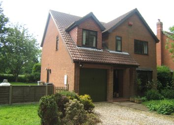 Thumbnail 4 bed detached house to rent in Church Lane, Utterby, Louth