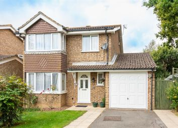Thumbnail 4 bed detached house for sale in Fontwell Avenue, Bexhill-On-Sea