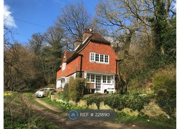 Thumbnail 2 bed detached house to rent in Crockham Hill, Crockham Hill