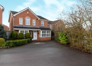 Thumbnail 4 bed detached house for sale in Westmorland Drive, Warfield, Bracknell, Berkshire