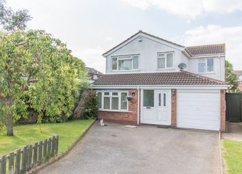 Thumbnail 4 bed detached house for sale in Kirkby Road, Desford