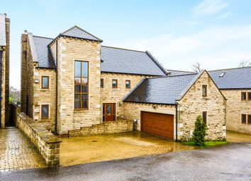 Thumbnail 6 bed detached house for sale in Knoll Close, Thurgoland, Sheffield