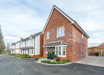 Caudron Way, Hoo, Rochester ME3. 3 bed detached house for sale