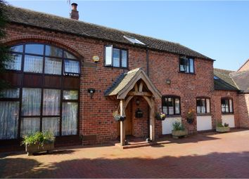 Thumbnail 4 bed barn conversion for sale in Long Street, Wheaton Aston