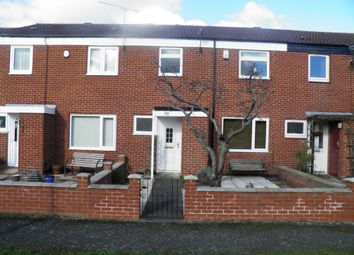 Thumbnail 3 bed terraced house to rent in Somersal Close, Shelton Lock, Derby