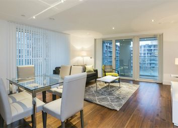 Thumbnail 3 bedroom flat for sale in Duckman Tower, Lincoln Plaza, London