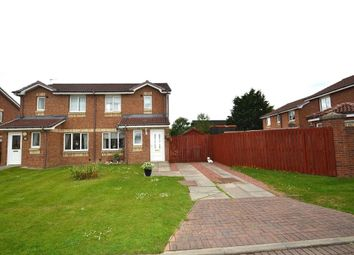 Thumbnail 3 bed semi-detached house for sale in 2, Gunn Mews, Wishaw, North Lanarkshire