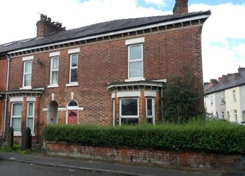 Thumbnail 3 bed end terrace house for sale in Claremont Road, Salford, Greater Manchester