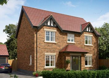"Thumbnail 4 bed detached house for sale in ""The Danbury"" at Wingfield Road, Alfreton"