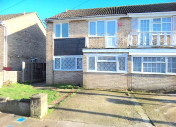 Thumbnail 3 bed terraced house to rent in Farm Close, Southall, Middlesex