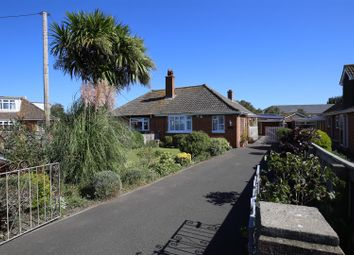 Thumbnail 2 bedroom semi-detached bungalow for sale in Margaret Crescent, Burnham-On-Sea