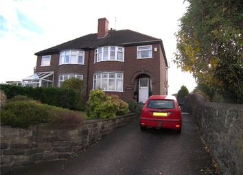 Thumbnail 3 bedroom semi-detached house for sale in Fourways, Openwoodgate, Belper