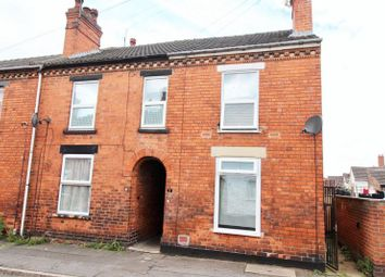 Thumbnail 2 bed end terrace house for sale in Ashfield Street, Lincoln
