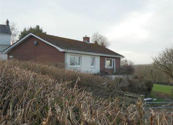 Thumbnail 3 bed detached bungalow for sale in Maes A Mor, Pontgarreg, Llangrannog, Ceredigion