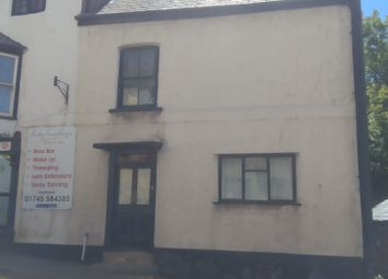 Thumbnail 3 bed terraced house for sale in High Street, St. Asaph
