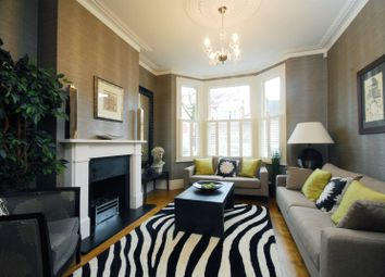 Thumbnail 5 bed property to rent in Clancarty Road, Fulham, London