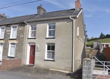Thumbnail 2 bed semi-detached house for sale in Cribyn, Lampeter