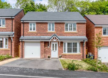 Thumbnail 4 bed detached house for sale in Hawker Close, Birmingham