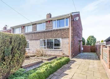 Thumbnail 3 bed semi-detached house for sale in Chaplin Road, Longton, Stoke-On-Trent