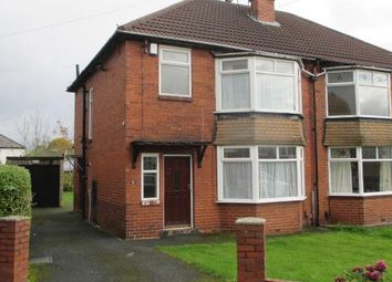 Thumbnail 2 bedroom semi-detached house to rent in Talbot Rise, Leeds, Moortown