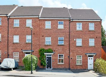 Thumbnail 5 bed town house for sale in Marlgrove Court, Marlbrook, Bromsgrove