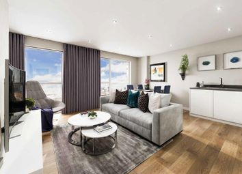 Thumbnail 1 bed flat for sale in City Court, Legacy Wharf, Stratford