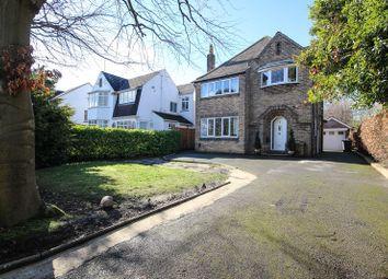 Thumbnail 4 bedroom detached house for sale in Adel Lane, Leeds, West Yorkshire
