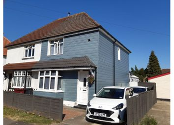 Thumbnail 3 bed semi-detached house for sale in Clovelly Road, Emsworth