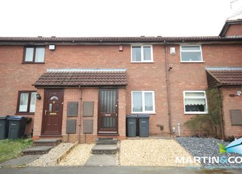Thumbnail 2 bed town house to rent in Blakemore Close, Quinton, Birmingham