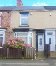 Thumbnail 2 bedroom terraced house for sale in Londonderry Road, Stockton-On-Tees