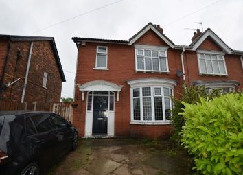 Thumbnail 3 bedroom semi-detached house for sale in Webster Avenue, Scunthorpe