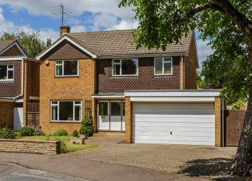 Thumbnail 4 bed detached house for sale in Walnut Close, Cheltenham