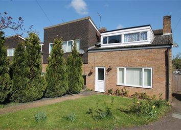Thumbnail 3 bedroom end terrace house for sale in Raynsford Road, Gt. Whelnetham, Bury St Edmunds