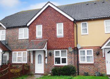 Thumbnail 2 bed terraced house for sale in Pebble Walk, Littlehampton