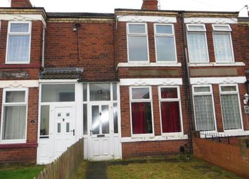 Thumbnail 2 bedroom terraced house to rent in Warneford Gardens, Hull