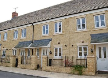 Thumbnail 2 bed terraced house to rent in Madley Park, Witney, Oxfordshire