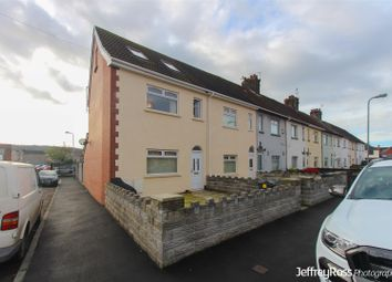 Thumbnail 2 bed end terrace house to rent in Robert Street, Ely, Cardiff