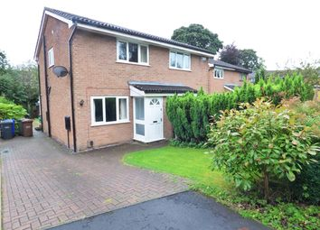 Thumbnail 2 bed semi-detached house to rent in Clover Field, Clayton-Le-Woods, Lancashire