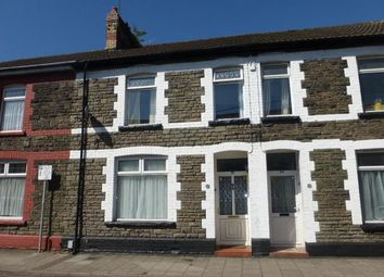 Thumbnail 4 bedroom property to rent in Meadow Street, Treforest, Pontypridd