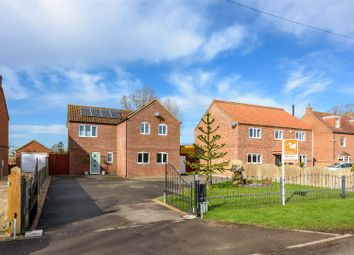 Thumbnail 4 bed detached house for sale in Pinfold Lane, Irby-In-The-Marsh, Skegness