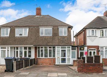 Thumbnail 3 bedroom semi-detached house for sale in Hollydale Road, Erdington, Birmingham