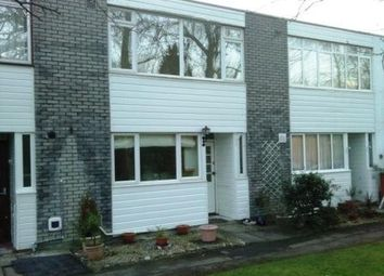 Thumbnail 3 bed terraced house to rent in Trinity Close, Northwood